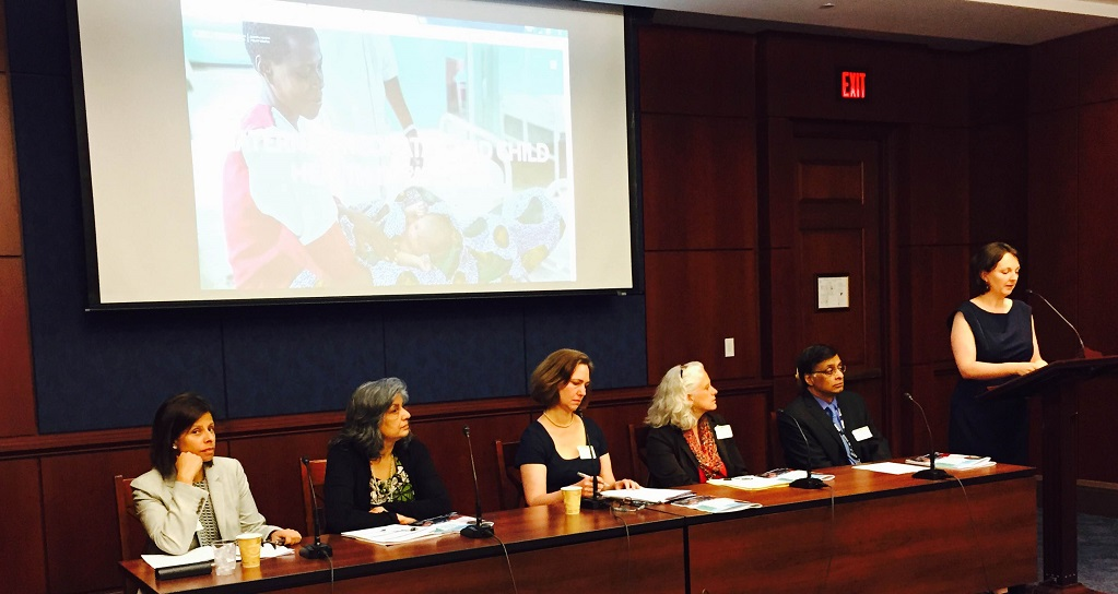 MCSP Director, Dr. Koki Agarwal, on panel at CSIS event.