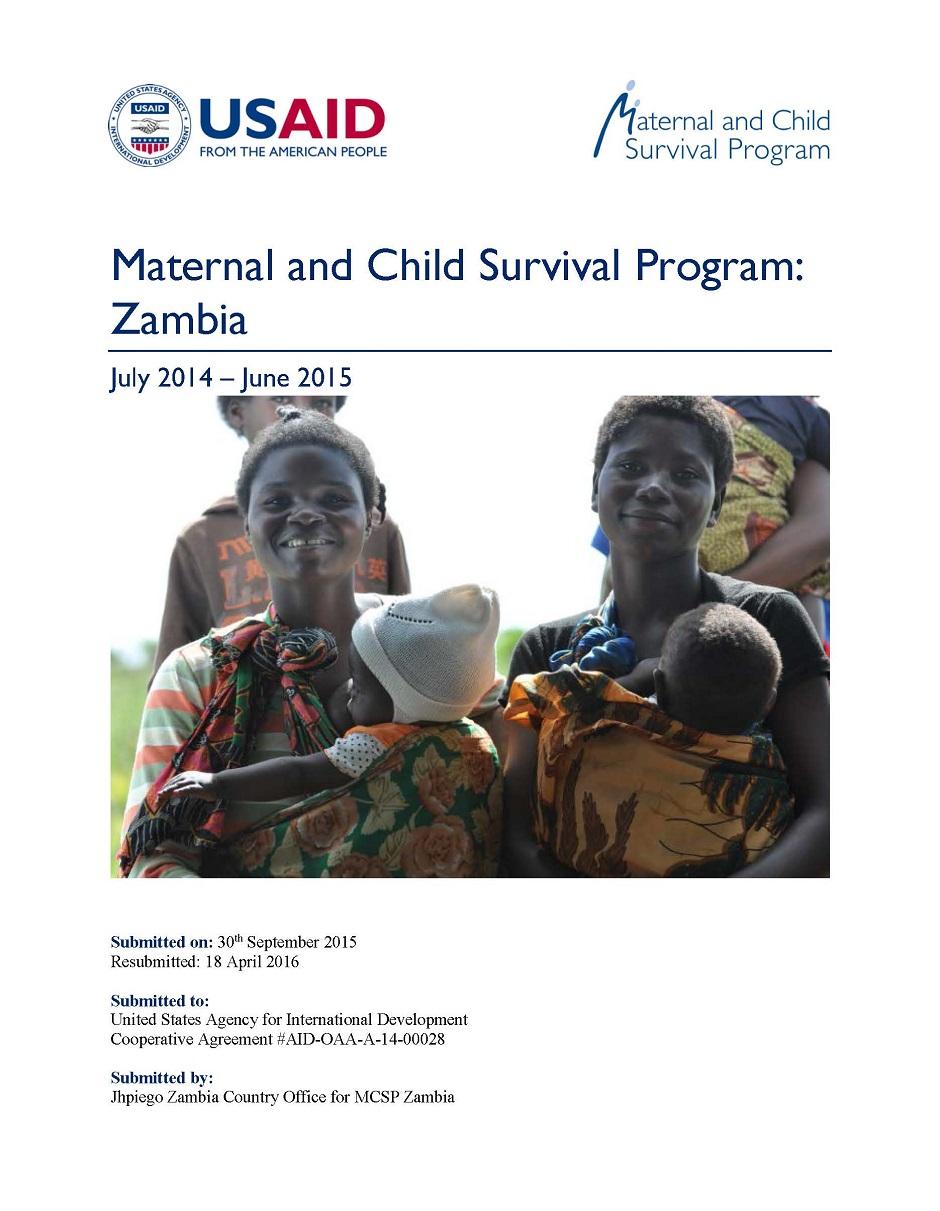 Zambian women holding babies