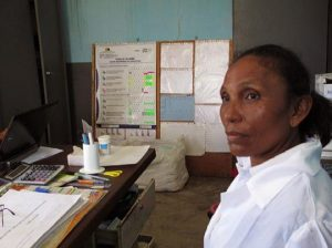 Midwife in Madagascar