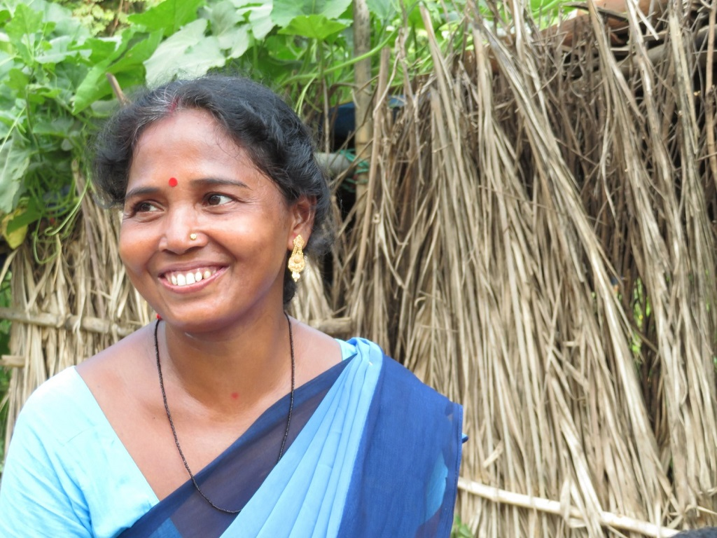 Community Health Worker Sanjukta Naik