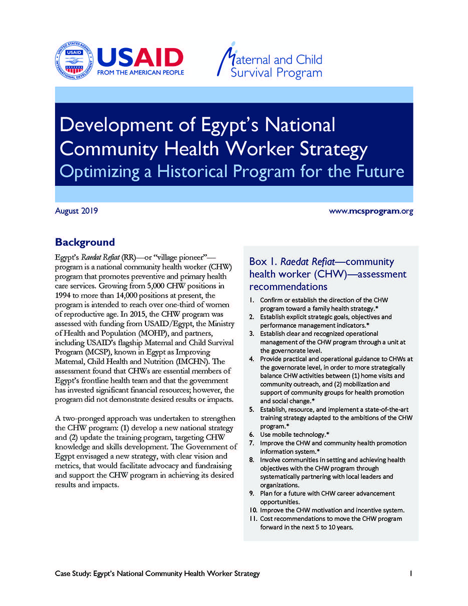 CHW-strategy-case-study